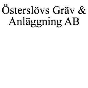 Österslövs Gräv & Anläggning AB logo
