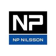 NP Nilsson Trävaru AB logo