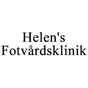 Helen's Fotvårdsklinik logo