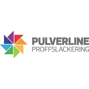 Pulverline Proffslackering AB logo