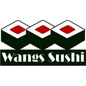 Wangs Sushi logo