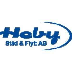 Heby Städ & Flytt AB logo