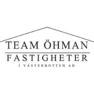 Team Öhman Fastigheter i Västerbotten AB logo
