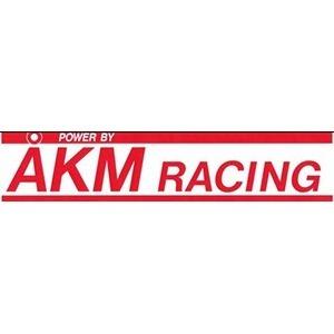 ÅKM Racing logo