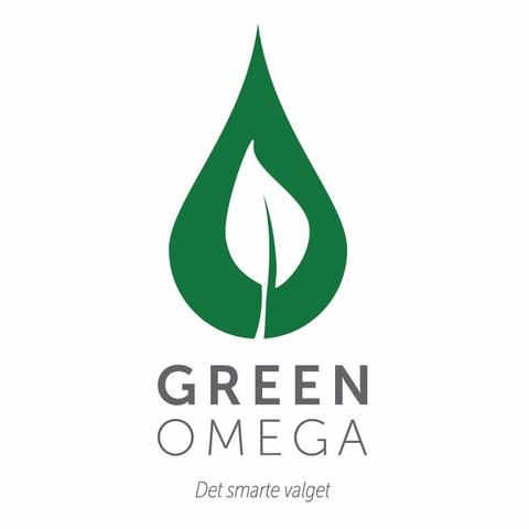 Green Omega AS logo
