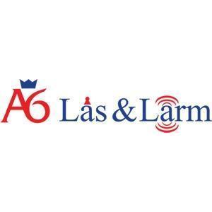 A6 Lås & Larm logo