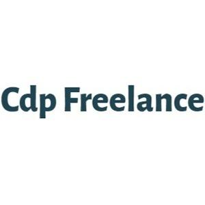 Cdpfreelance ApS logo