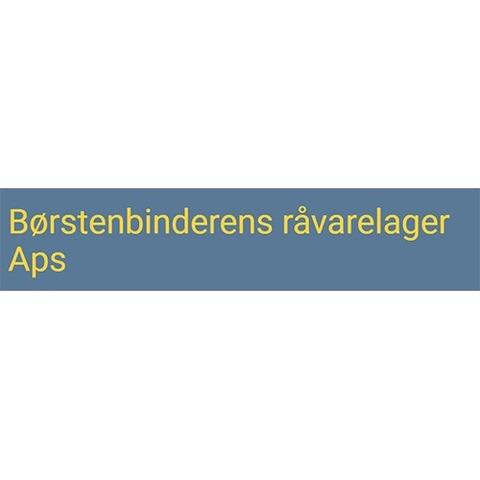 Børstenbinderens Råvarelager ApS logo