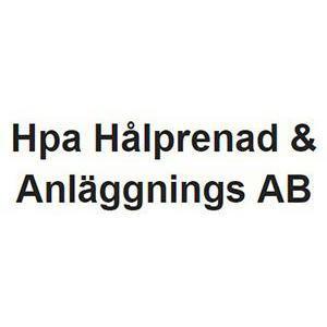 Hpa Hålprenad & Anläggnings AB logo