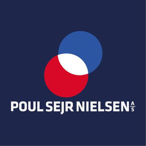 Poul Sejr Nielsen Entreprise A/S logo