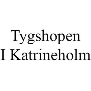 Tygshopen i Katrineholm logo