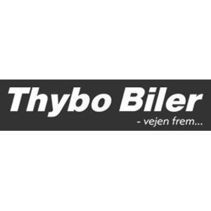 Thybo Biler Thisted logo