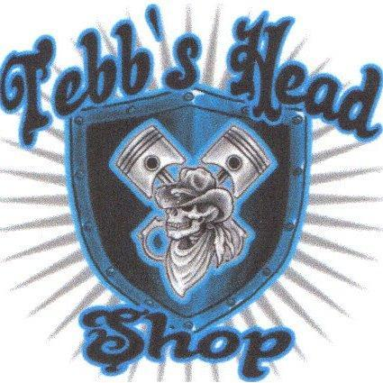 Tebbs Head shop logo