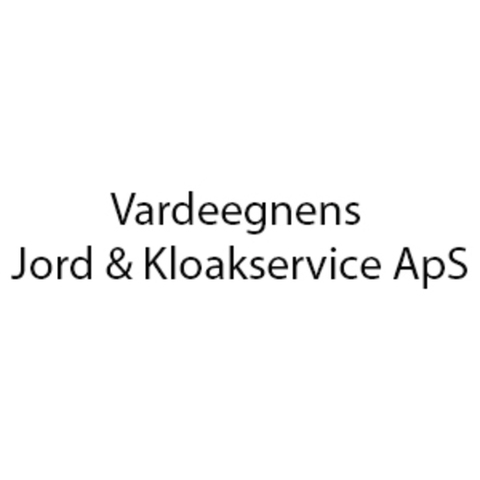 Vardeegnens Jord & Kloakservice ApS logo