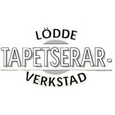 Lödde Tapetserarverkstad logo