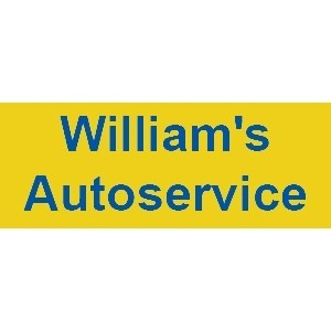 William's Autoservice logo