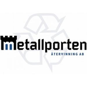 Metallporten Återvinning AB logo