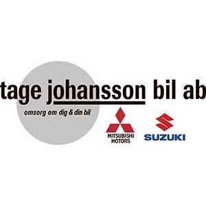 Tage Johansson Bil AB logo