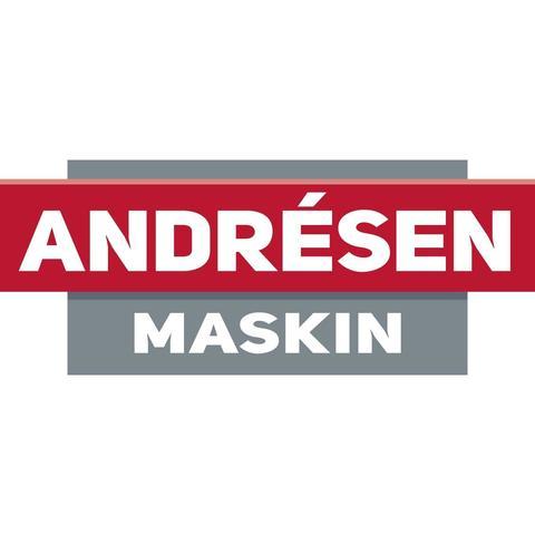 Andrésen Maskin AB - Uddevalla logo