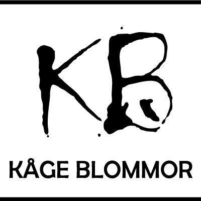 Kåge Blommor logo