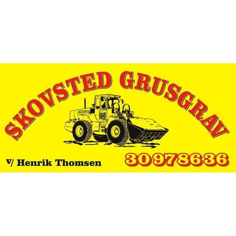 Skovsted Grusgrav ApS. v/ Henrik Thomsen logo