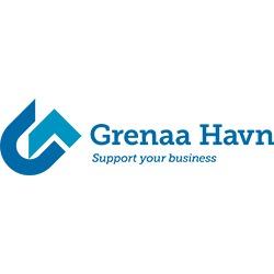 Grenaa Havn A/S logo
