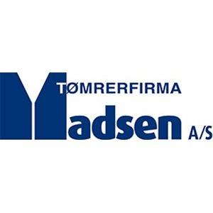 Tømrerfirma Madsen A/S logo