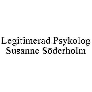 Susanne Söderholm - Legitimerad Psykolog logo