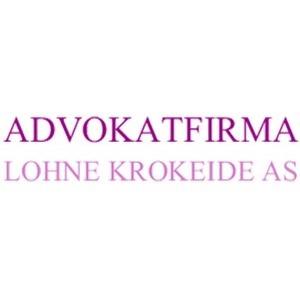 Advokatfirma Lohne Krokeide logo