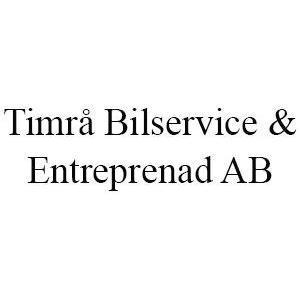 Timrå Bilservice & Entreprenad AB logo