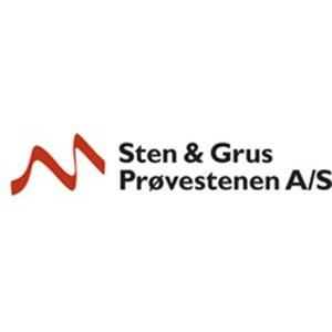 Sten & Grus Prøvestenen A/S logo