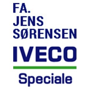 Fa Jens Sørensen Iveco Kolding logo