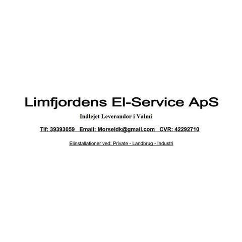 Limfjordens El-Service ApS logo