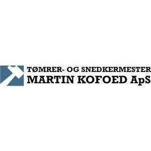 Tømrer- og Snedkermester Martin Kofoed ApS logo