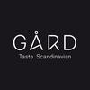 GÅRD Taste Scandinavian Oslo logo